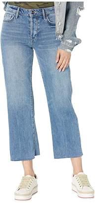Sam Edelman Chelsea Wide Leg Crop Jeans in Anya