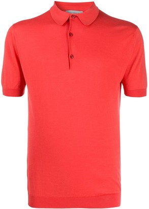 John Smedley Slim-Fit Polo Shirt