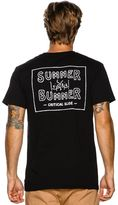 The Critical Slide Society Summer Bummer Ss Tee