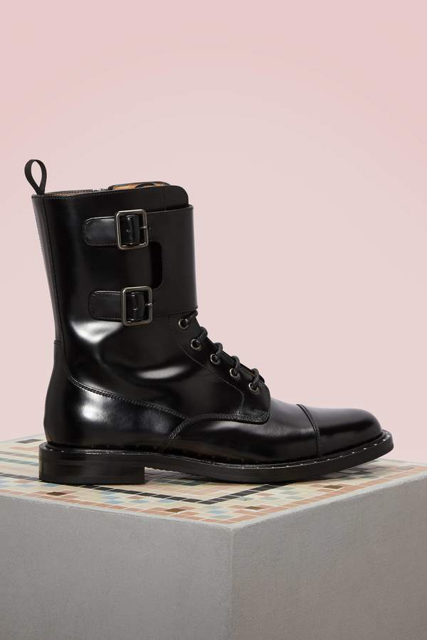 Church's Stefy leather boots