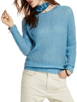 Scotch & Soda Ribbed Crewneck Sweater