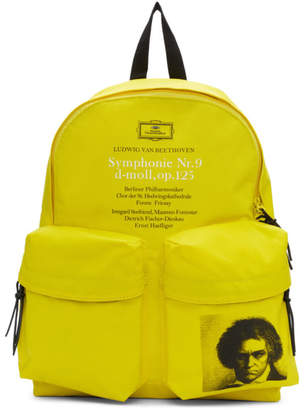 Undercover Yellow Beethoven Backpack