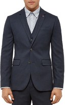 Ted Baker Cabrini Mini Design Regular Fit Sport Coat