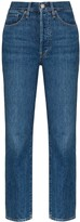 3x1 Claudia high-waisted slim fit jeans