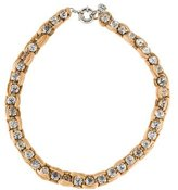 Tory Burch Raffia Necklace