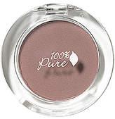 100% Pure Pressed Powder Eye Shadow.