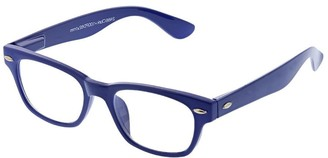 Peepers Women's Clark - Blue 2488100 Square Reading Glasses