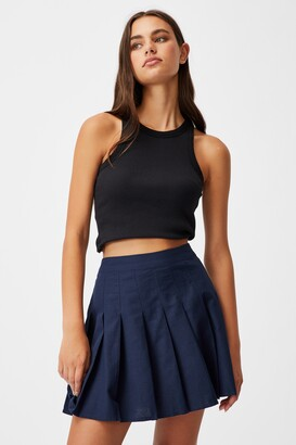 Factorie Pleated Skirt