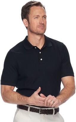 Croft & Barrow Men's Easy-Care Pique Polo in Regular & Slim