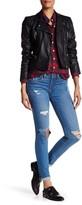 BLANKNYC Denim Distressed Skinny Jean