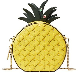 Kate Spade Picnic Pineapple Crossbody Bag