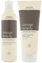 Aveda Damage Remedy Restructuring Conditioner and Damage Remedy Restructuring Shampoo