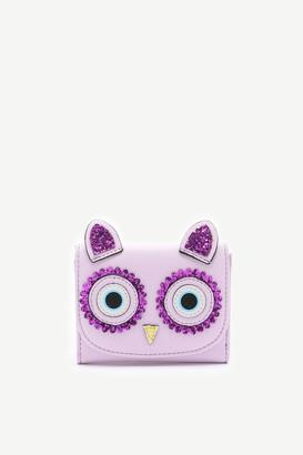 Ardene Owl Folded Wallet for Girls
