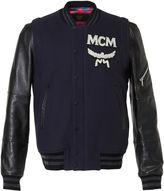 MCM Unisex Stadium Jacket W/ Removable Sleeves