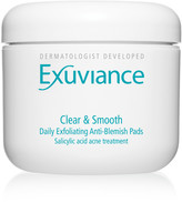 Exuviance Clear and Smooth Daily Exfoliating Anti-Blemish Pads