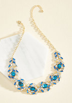 Cara Accessories Glamour Out an Agreement Statement Necklace