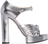 Gucci Crawford platform sandals