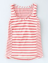 Boden Stripe Seam Tank Top