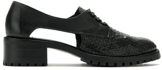Sarah Chofakian Rockstar oxford shoes