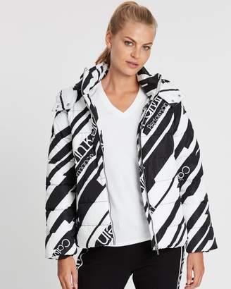 Calvin Klein Polyfill Printed Puffer Jacket