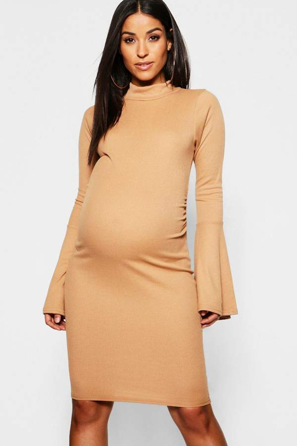 2c0dc58172 Maternity Bodycon Dress - ShopStyle UK