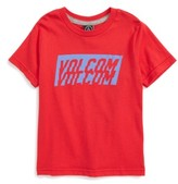 Volcom Boy's Chopper Graphic T-Shirt