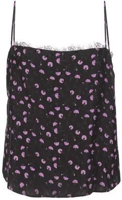 Fleur Du Mal floral print camisole