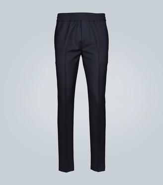 Acne Studios Ryder elasticated wool-blend pants