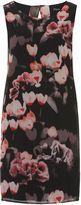 Vera Mont Floral print chiffon dress