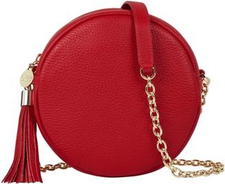 Aurora London Cleo Bag Red
