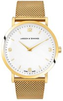 Larsson & Jennings Lugano Mesh Bracelet Watch, 38mm