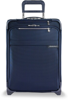 Briggs & Riley Baseline 21-Inch Expandable Wide-Body Upright Carry-On
