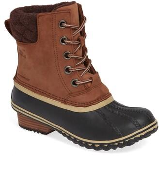 Sorel Slimpack II Waterproof Lace-Up Boot