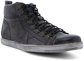 Bed Stu Men's Leather High-Top Sneaker Boots - Brentwood