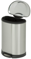Honey-Can-Do 50L. Half Moon Step Trash Can