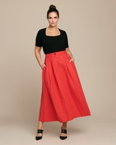 Mara Hoffman Tulay Skirt