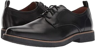 Deer Stags Highland Comfort Oxford (Black/Black) Men's Plain Toe Shoes