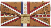 MCM Union Jack leather wallet