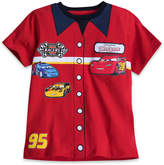 Disney Cars Mechanic's Shirt T-Shirt for Boys