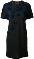 McQ swallow shirt dress