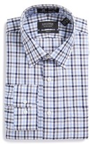 Nordstrom Men's Smartcare(TM) Trim Fit Check Dress Shirt
