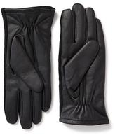 Old Navy Mixed-Media Gloves for Women