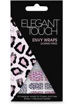 Elegant Touch Envy Wraps Self Adhesive Leopard Pinks