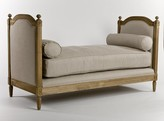 The Well Appointed House Antoinette Daybed in Natural Oak - LOW STOCK - CALL TO CONFIRM AVAILABILITY