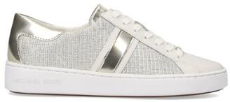 MICHAEL Michael Kors Keaton Metallic Sneakers