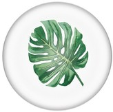 Cathy's Concepts Palm Domed Glass Paperweight - Green