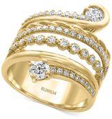 Effy D'Oro by Diamond Wrap Ring (1-1/5 ct. t.w.) in 14k Gold