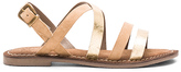 Seychelles Onward Calf Hair Sandal