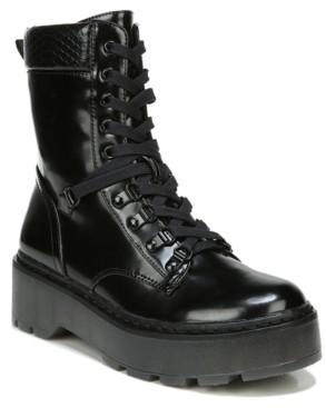 Sam Edelman Women's Sanders Lug Sole Hiker Boots Women's Shoes