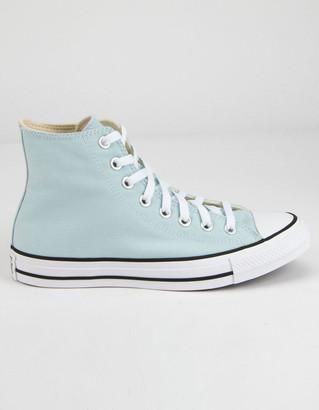 Converse Chuck Taylor All Star Seasonal Color Light Blue Womens High Top Shoes